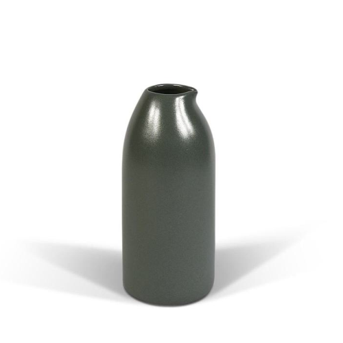 BISON l Milk Bottle, Large, Black