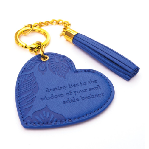 INTRINSIC | Lapis Key Chain