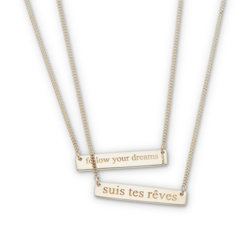 PALAS JEWELLERY | Suis Tes Reves Necklace