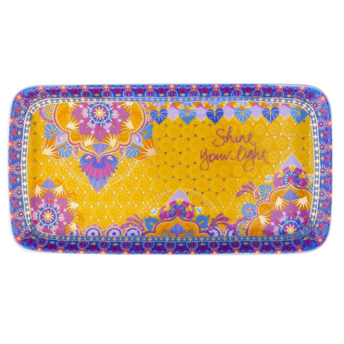 INTRINSIC | Gypsy Wanderer Decorative Tray