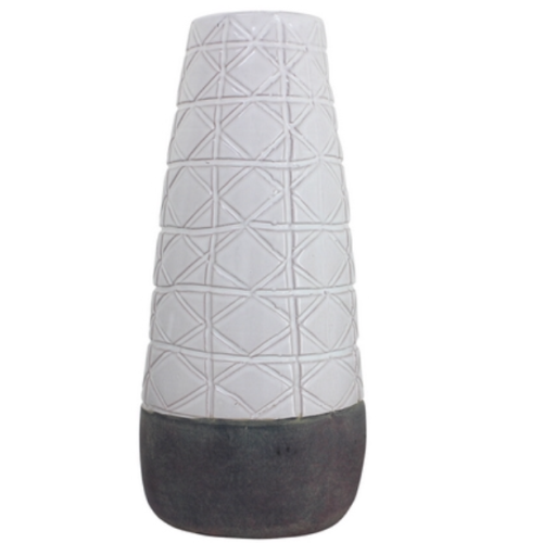 NF LIVING | Ecco Diamond Vase Tall