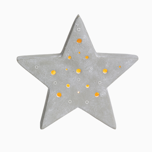 PAPAYA | Joy LED Resin Star