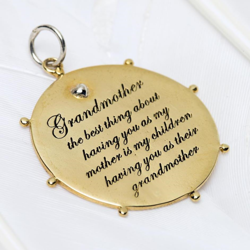 PALAS JEWELLERY | Grandmother Charm