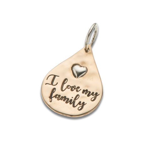 PALAS JEWELLERY | Family Love Charm