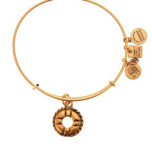 ALEX AND ANI | Charity By Design - Life Preserver Expandable Bracelet, Rafaelian Gold