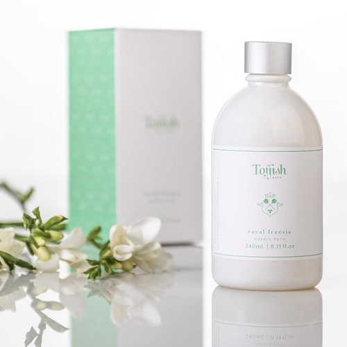 TOFFISH BATH | Royal Freesia Bubble Bath 240ml