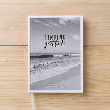 COMPENDIUM | Finding Gratitude Journal