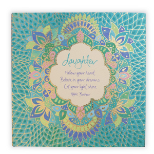 INTRINSIC | Daughter Family Quote Book