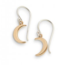 Petite Moon Earrings
