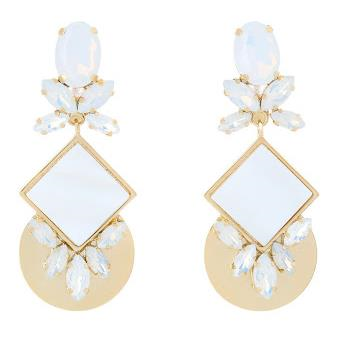 PETER LANG | Florina Clip-On Earrings