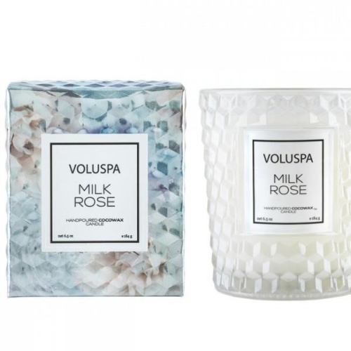 VOLUSPA | Milk Rose Classic Candle