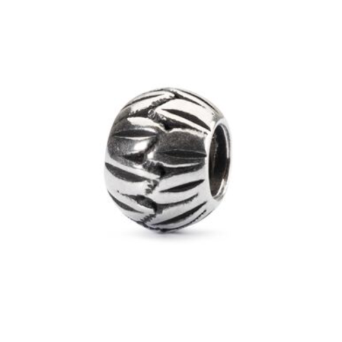 TROLLBEADS | Fan of Kindness, Sterling Silver