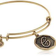 ALEX AND ANI | Initial C Expandable Bracelet, Rafaelian Gold