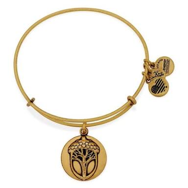 ALEX AND ANI | Unexpected Miracles Expandable Bracelet, Rafaelian Gold