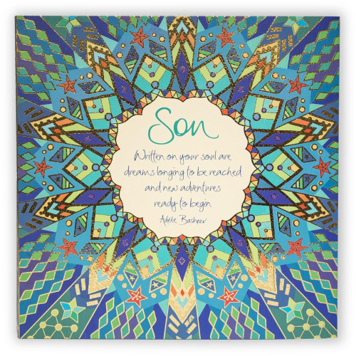 INTRINSIC | Son Family Quote Book