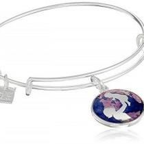 ALEX AND ANI | Charity By Design - Bright Future Expandable Bracelet, Shiny Silver