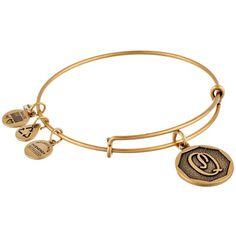 ALEX AND ANI | Initial Q Expandable Bracelet, Rafaelian Gold