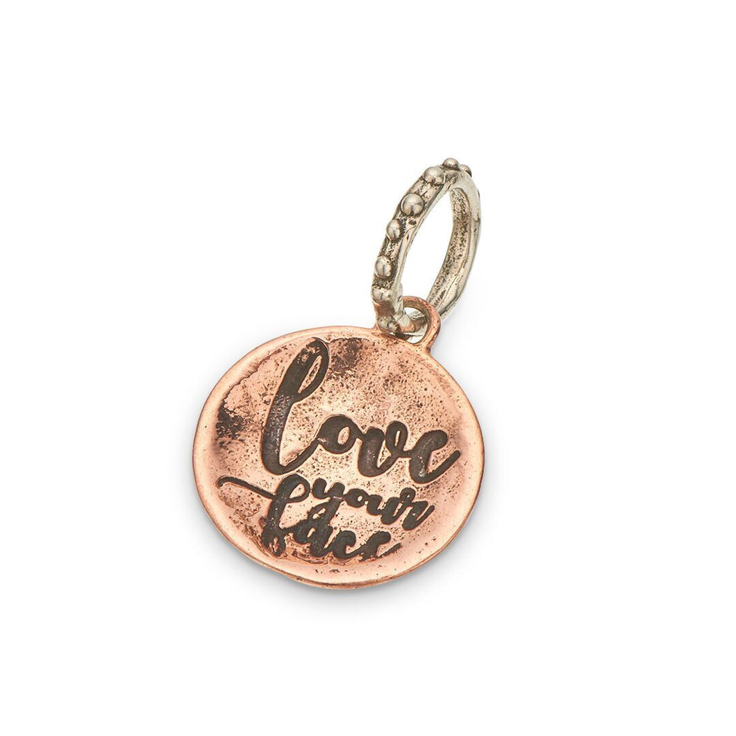 PALAS JEWELLERY | Love Your Face Charm