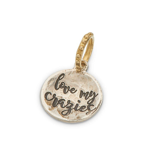 PALAS JEWELLERY | Love My Crazies Charm