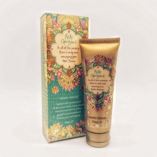 INTRINSIC | Hello Gorgeous Aromatherapy Hand Cream