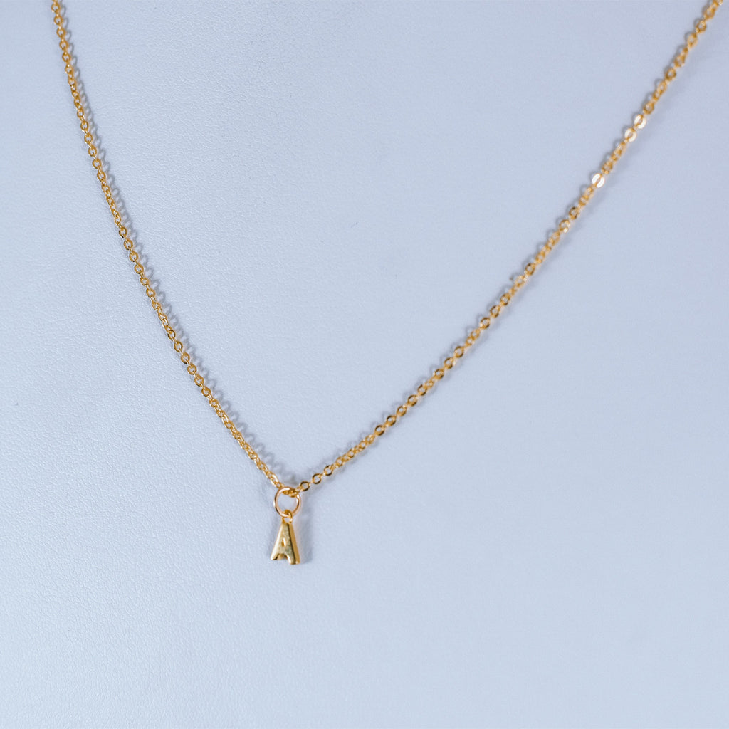 Delicate Initial Necklace