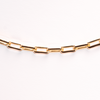 large link chain layering chain nikki e designs gold vermeil