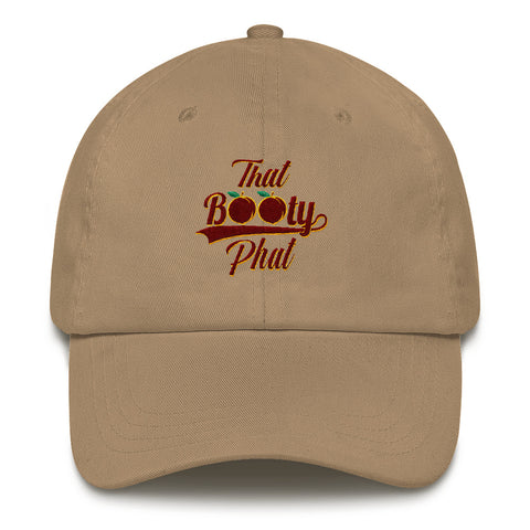 That Booty Phat Dad Hat | 9th Wave Apparel - 9thwaveapparel