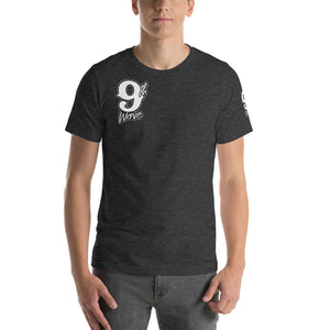 9th Wave Short-Sleeve Unisex T-Shirt | 9th Wave Apparel - 9thwaveapparel