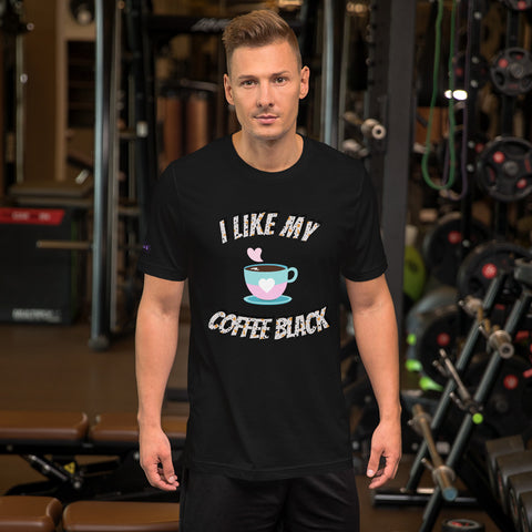Blue Mountain Coffee Short-Sleeve Unisex T-Shirt | 9th Wave Apparel