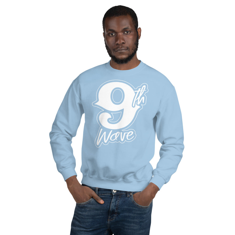 9th Wave Sweatshirt | 9th Wave Apparel - 9thwaveapparel