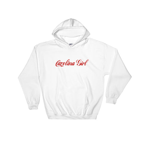Carolina Girl Hooded Sweatshirt | 9thwaveapparel - 9thwaveapparel