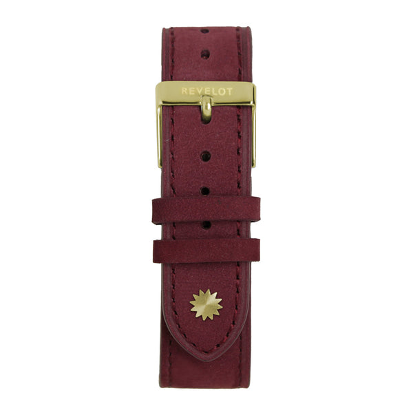 20' Magenta Leather Strap - REVELOT