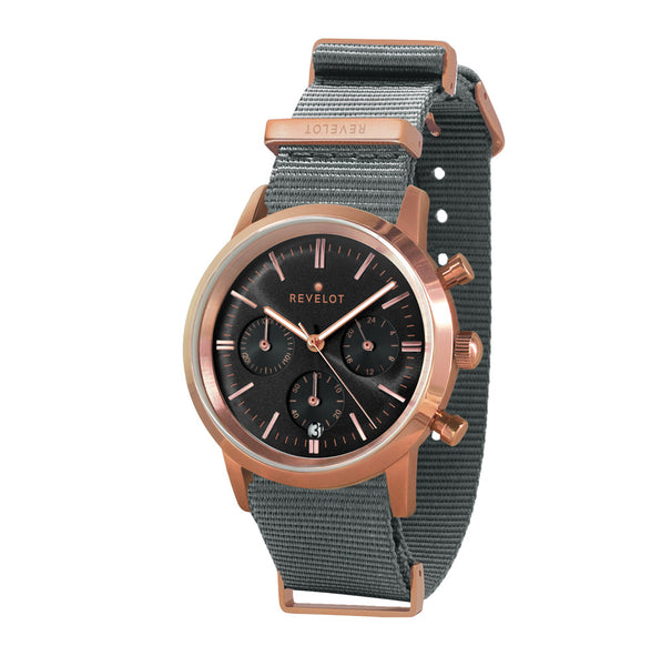 R4 Dark Grey/Rose Gold/Rose Gold