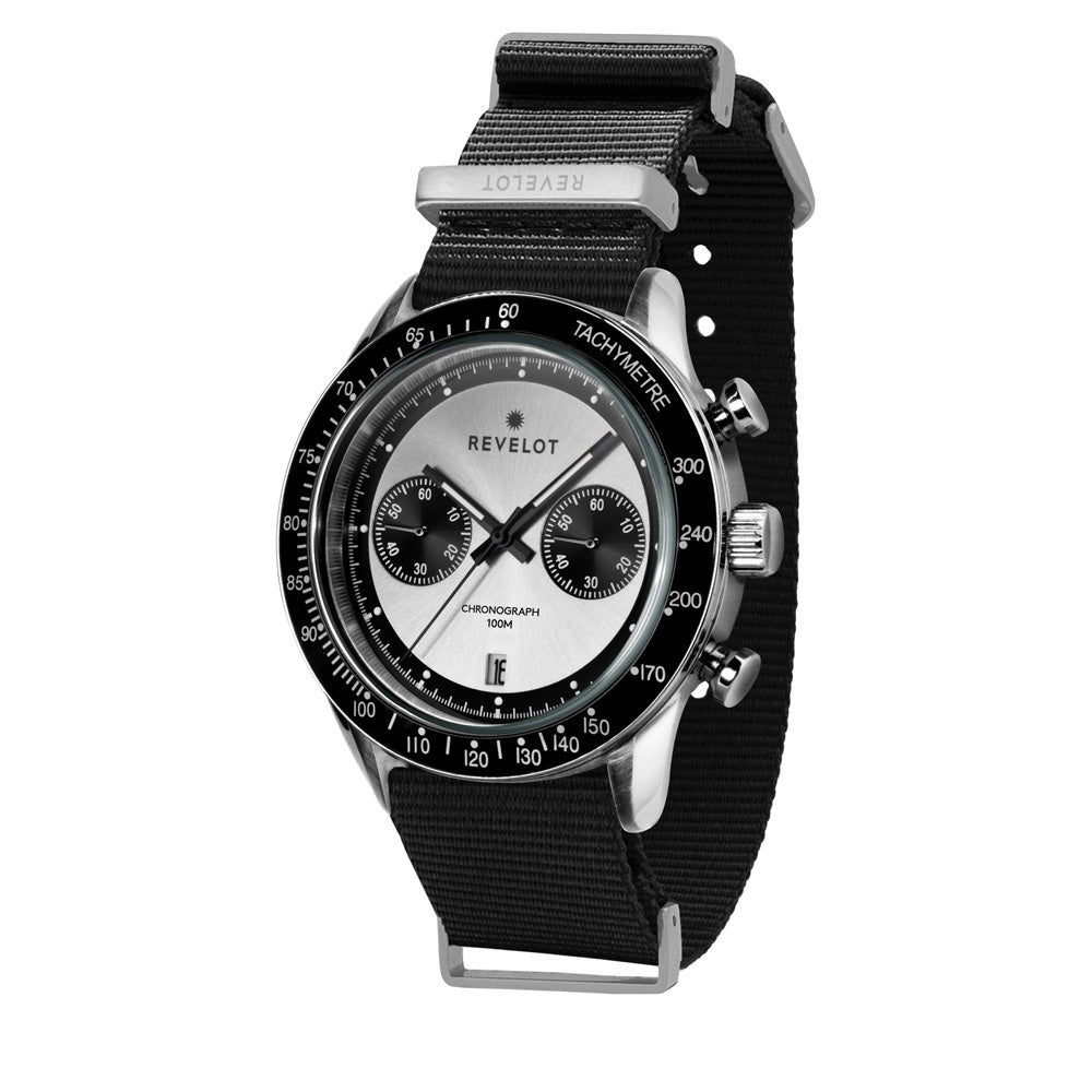 R8 Racer Black/Silver/Silver