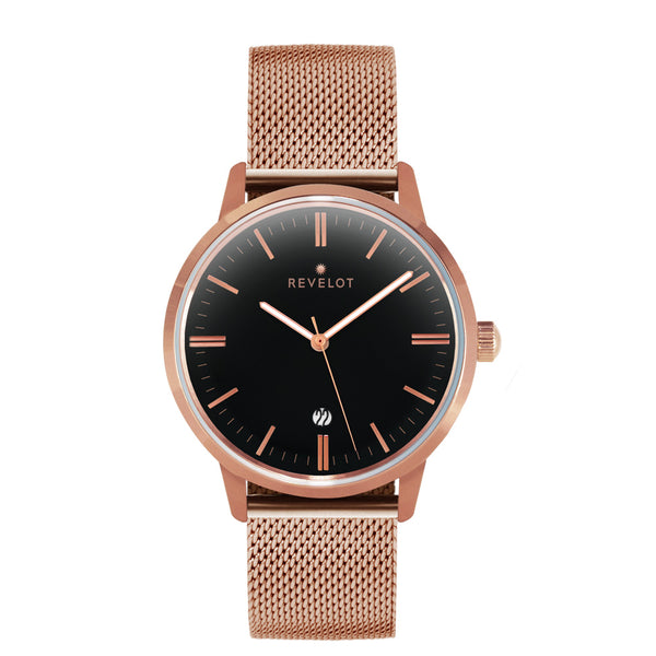 R2 Black/Rose Gold/Rose Gold