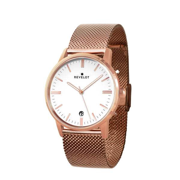 R2 Classic White/Rose Gold/Rose Gold