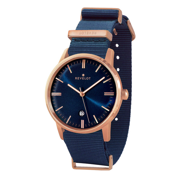 R2 Blue/Rose Gold/Rose Gold