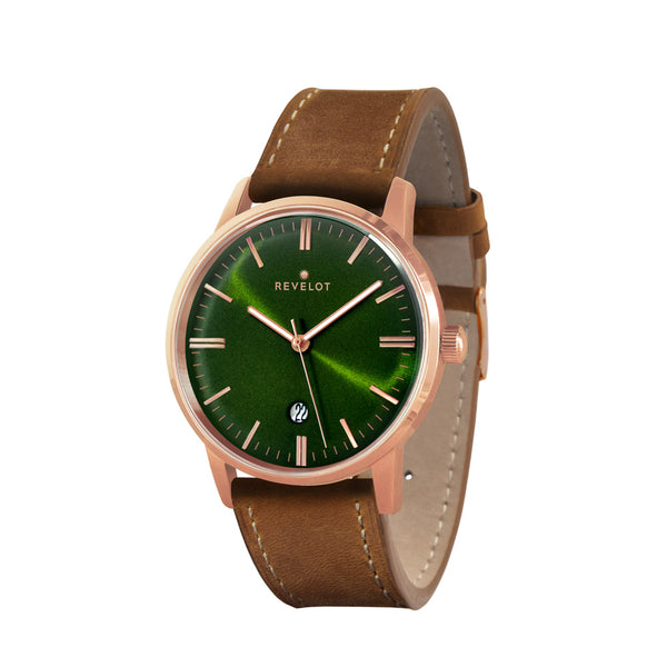 R2 Classic Green/Rose Gold/Rose Gold