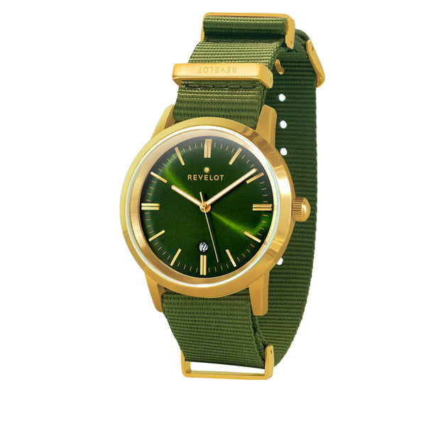 R3 Green/Gold/Gold
