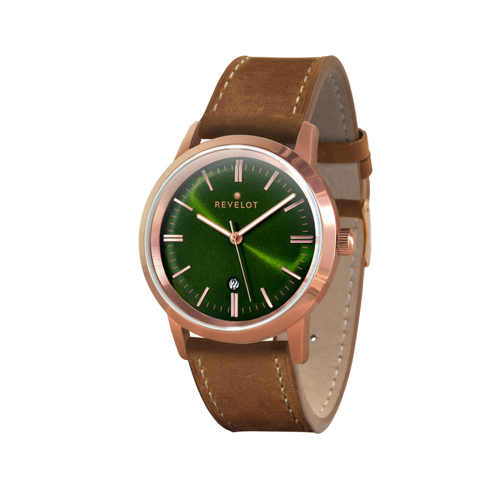 R3 Classic Green/Rose Gold/Rose Gold