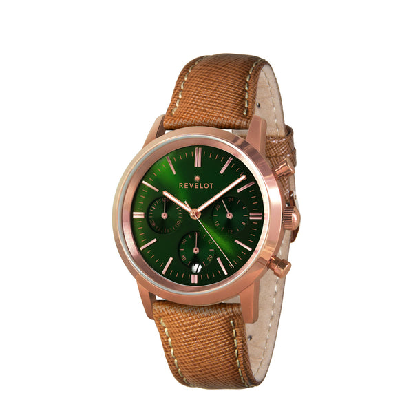 R4 Classic Green/Rose Gold/Rose Gold