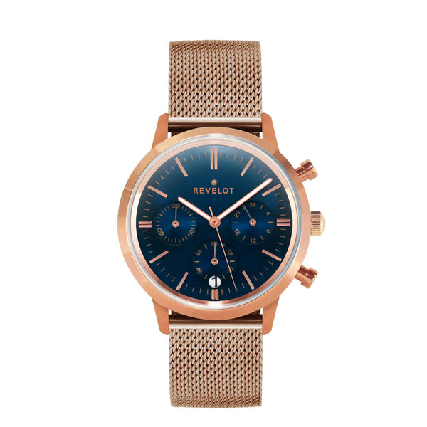 R4 Blue/Rose Gold/Rose Gold