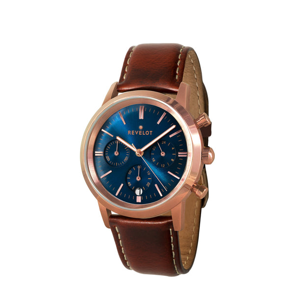 R4 Classic Metallic Blue/Rose Gold/Rose Gold