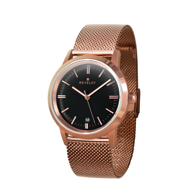 R3 Black/Rose Gold/Rose Gold