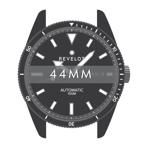 R6 Men's Hommage Automatic Diver