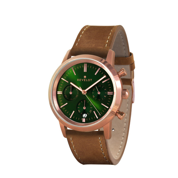 R4 Green/Rose Gold/Rose Gold
