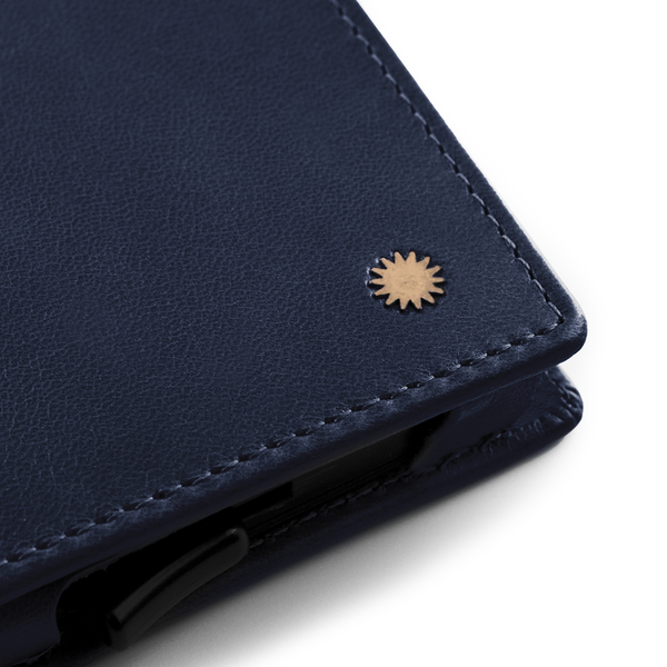 Classic Blue Smart Wallet / W1