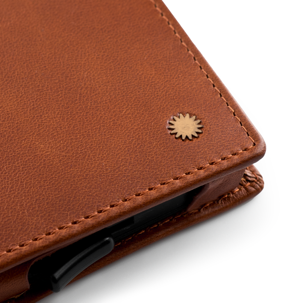 Classic Brown Smart Wallet / W1