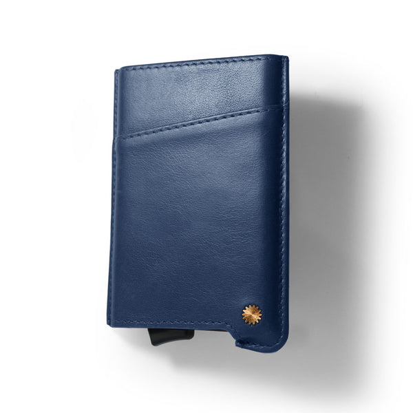 Classic Blue Smart Wallet Mini / W3
