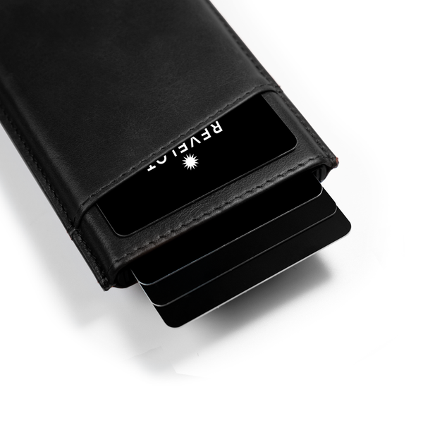 Classic Black Smart Wallet Mini / W3